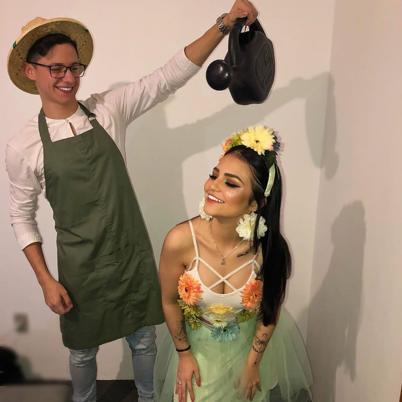 Creative Couples Costume Ideas | POPSUGAR Love & Sex - halloween ideas unique