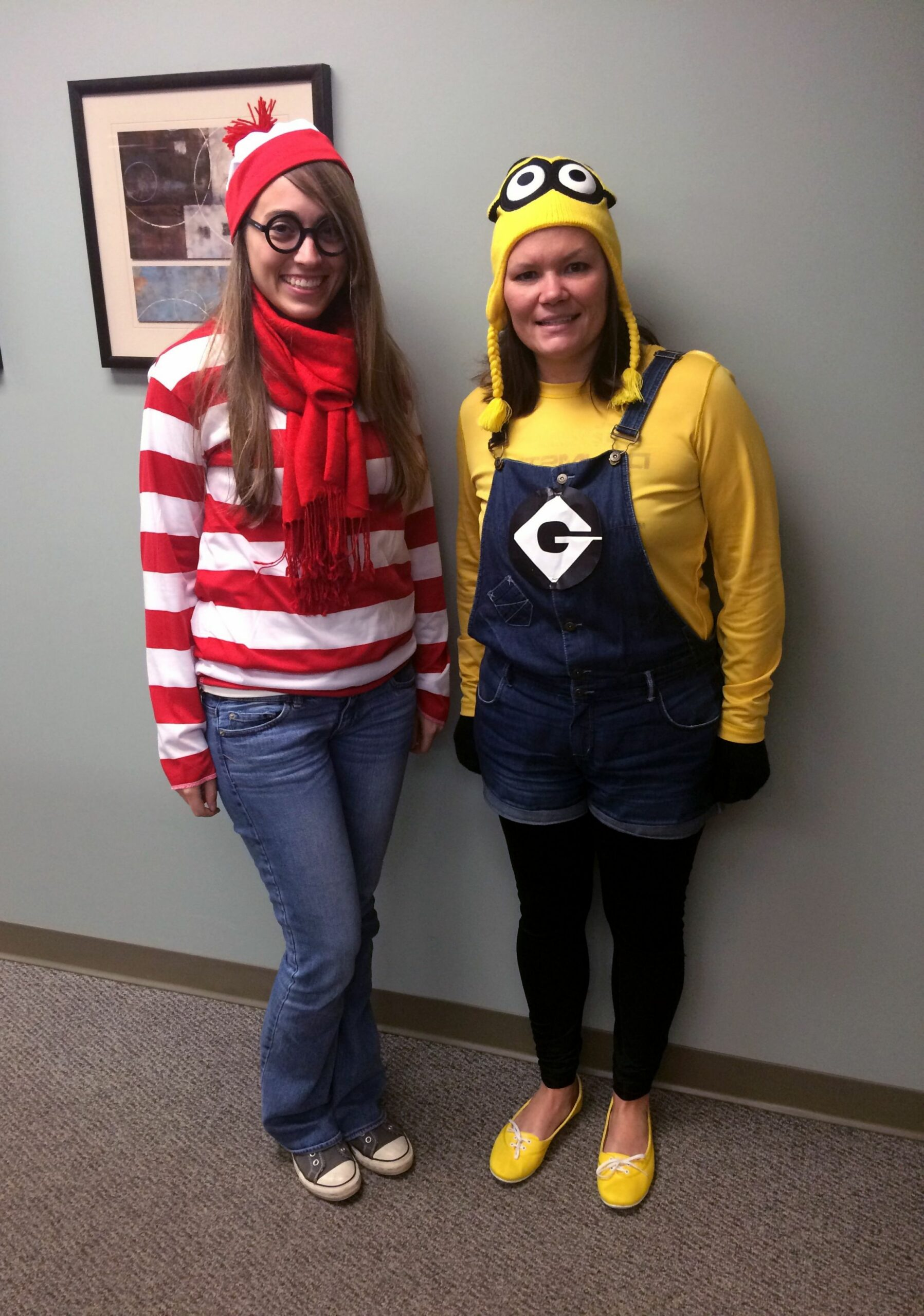 Creative Halloween costume for the office | Where's Waldo and ...