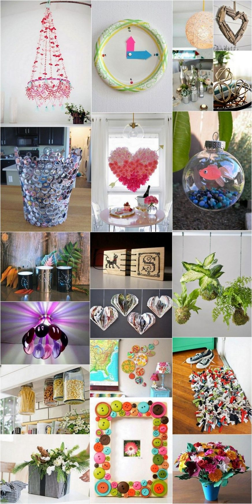 Creative Ideas to Re-purpose Old Stuff | Diy and crafts sewing ...