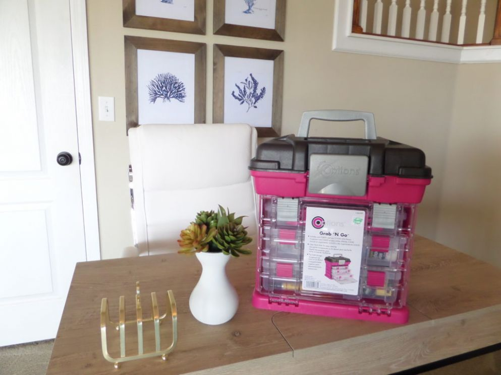 Creative Options Grab 'N Go | DIY Home Decor Tool Box - Be My ...