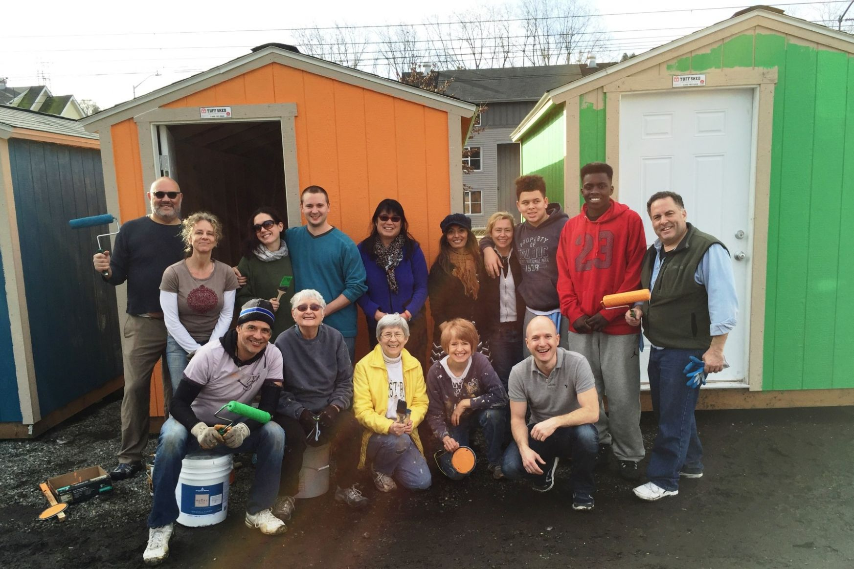 CrowdRise for Tiny Houses – Help Us Qualify for $11,11 Grant ..