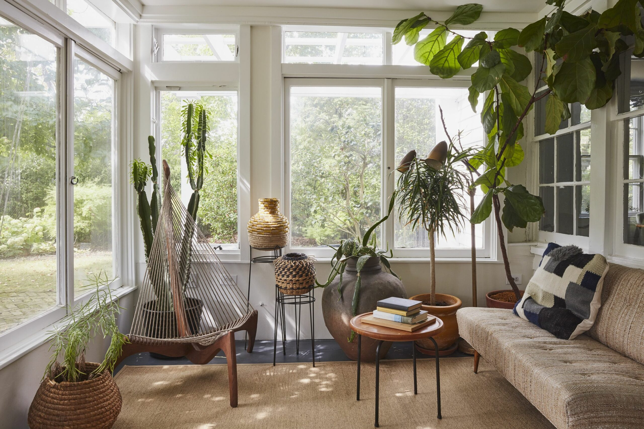 Current Obsessions: The Sea Captain's Sunroom - Gardenista