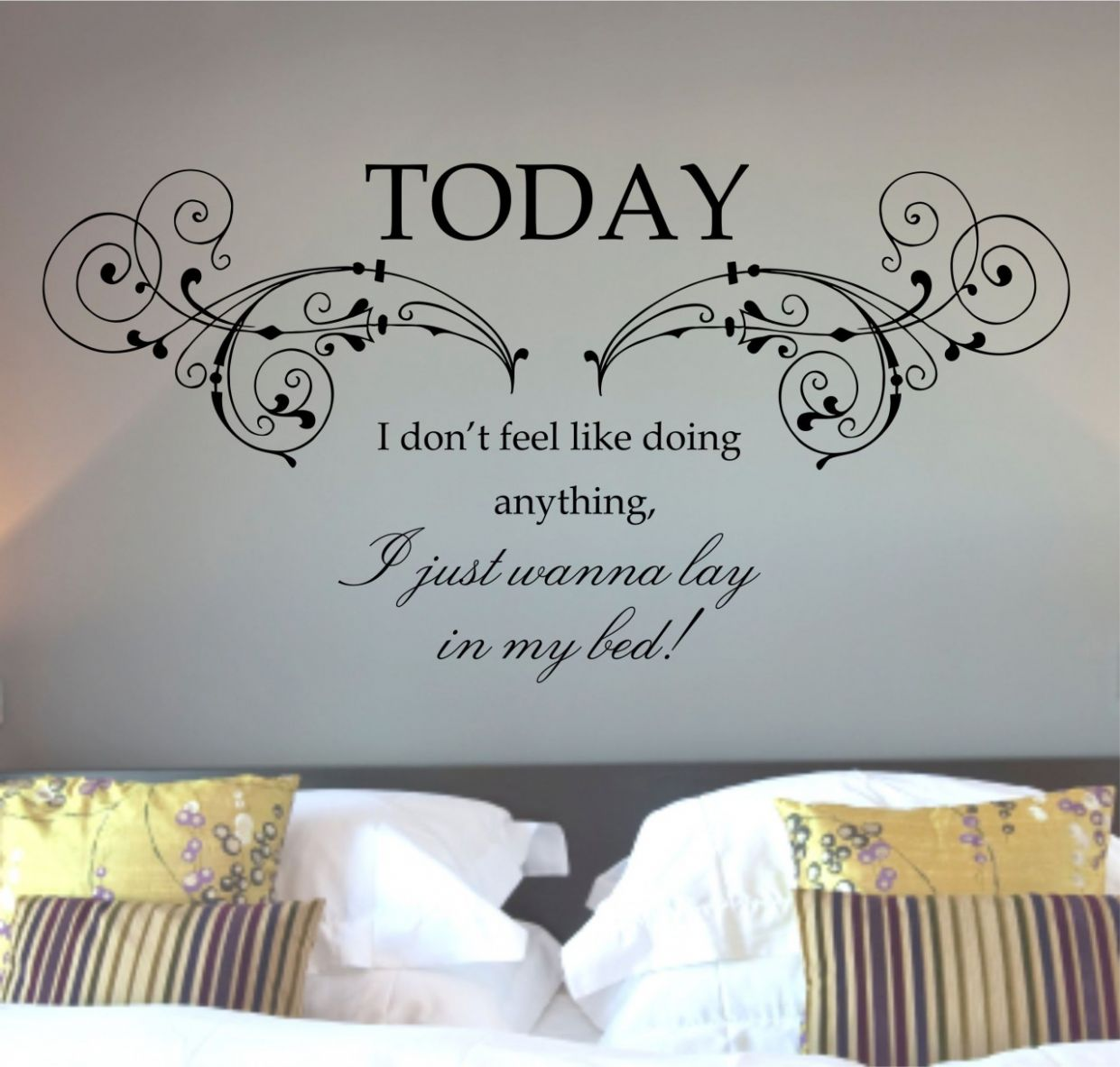 custom wall decals ideas | In Decors - wall decor vinyl ideas