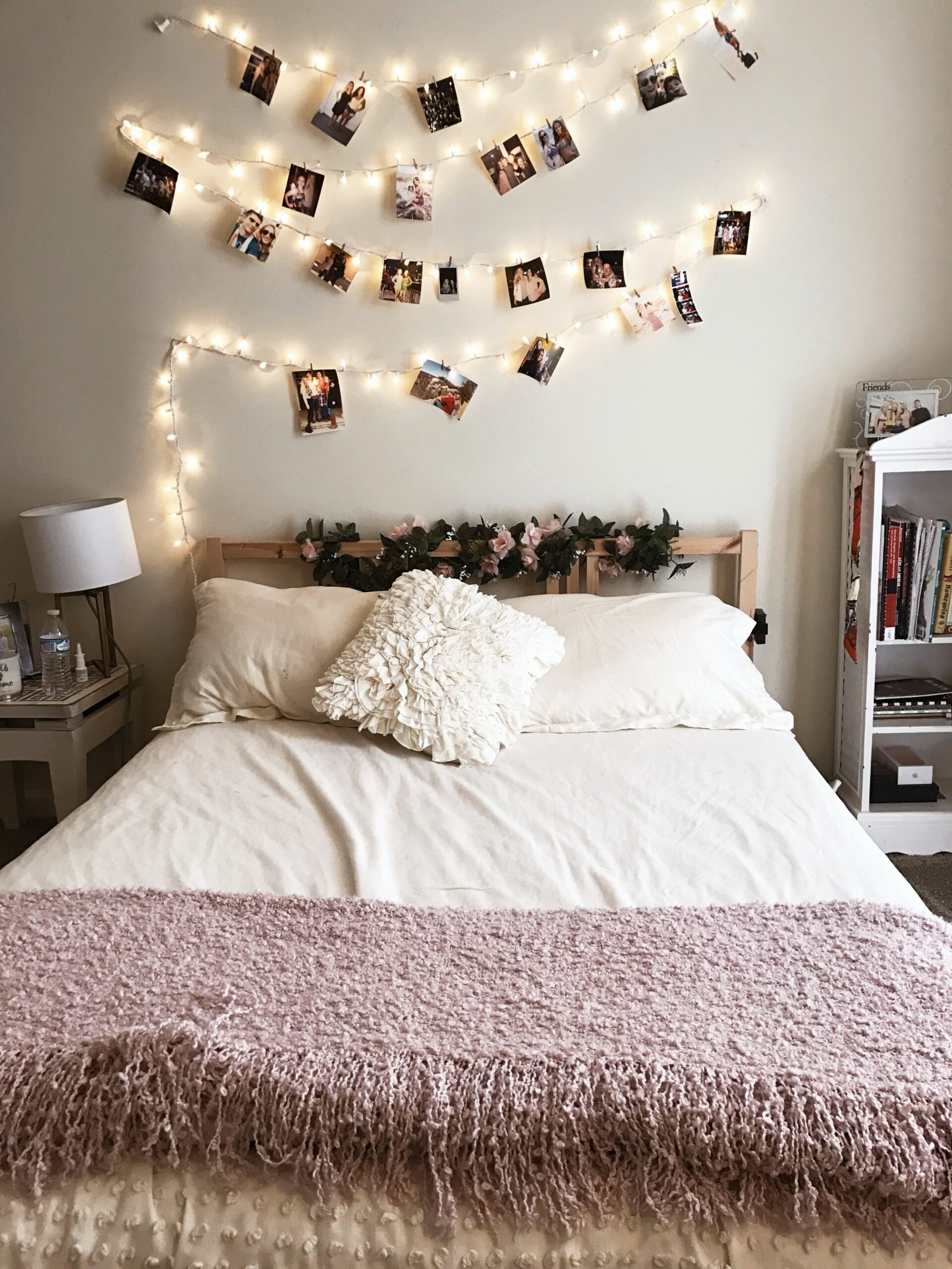 Cute lights and bedroom bedding: urban outfitters, Decorative ..