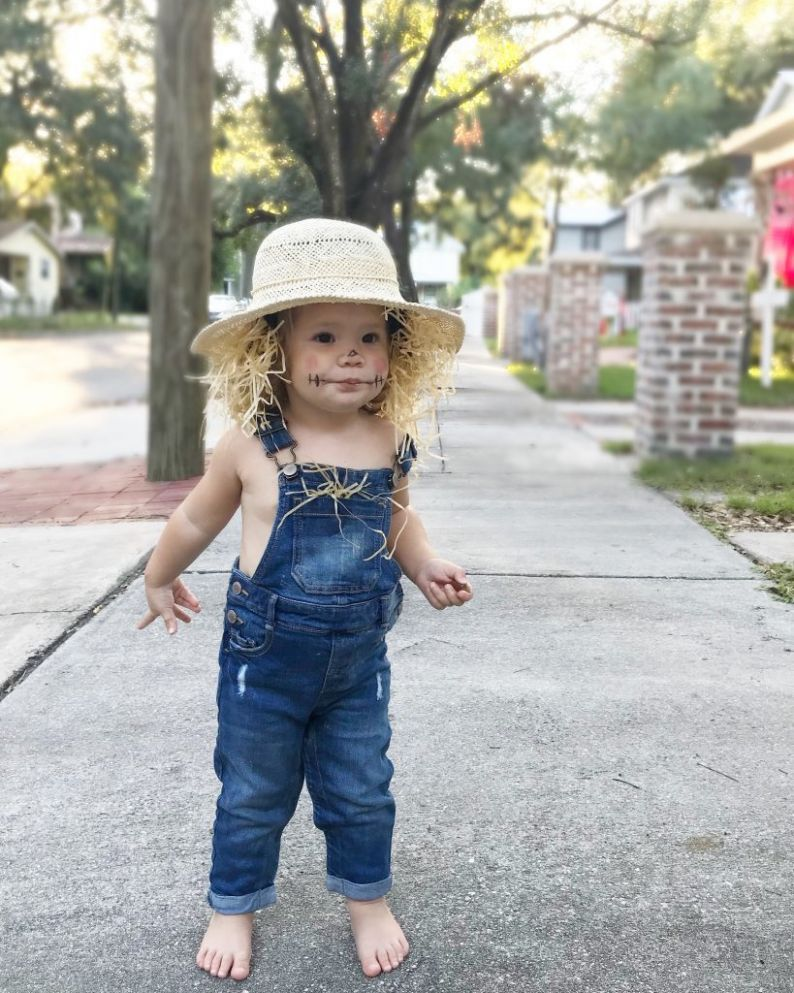Cute Toddler Costumes That You Can Make Yourself - Tulamama - halloween ideas unique