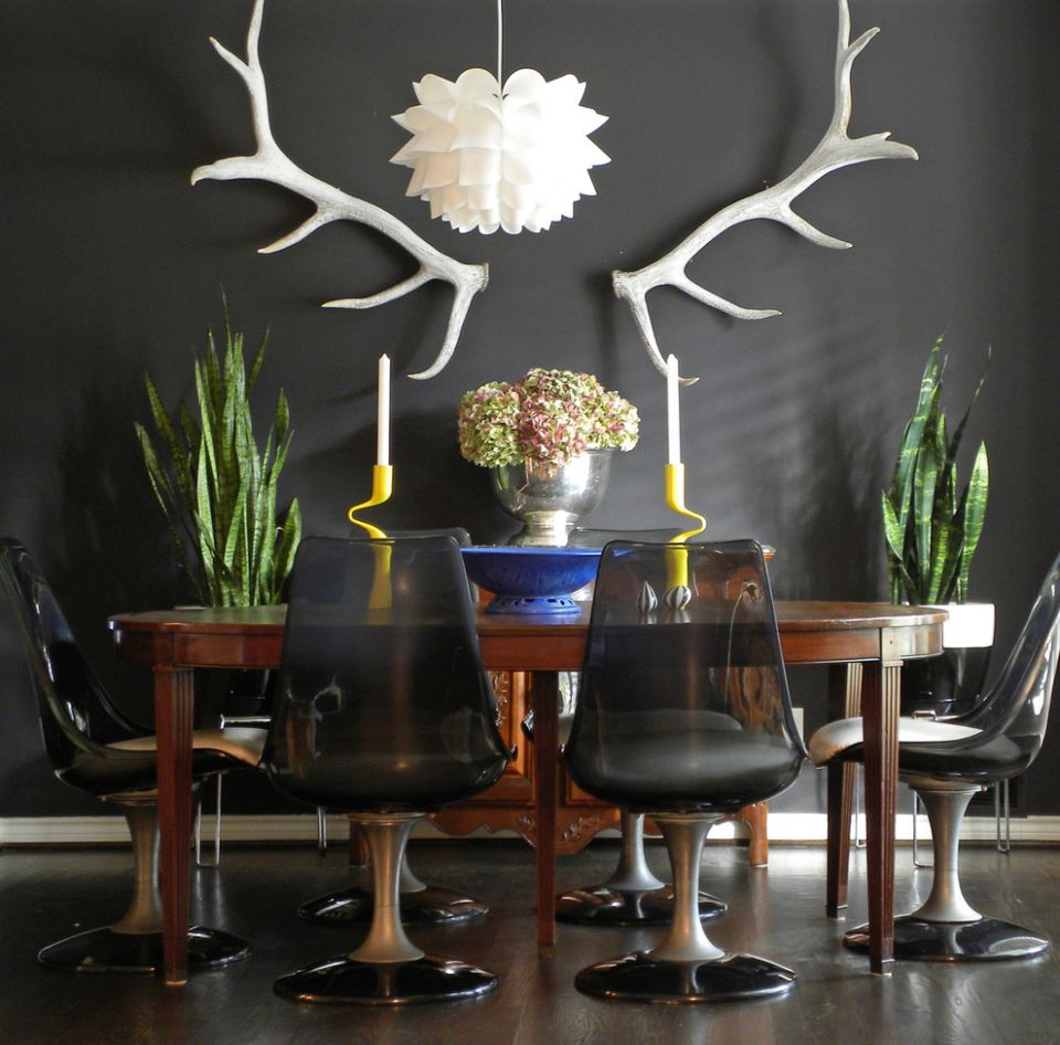 Dallas, TX: Lyndsey & Steve - Eclectic - Dining Room - Dallas - by ...