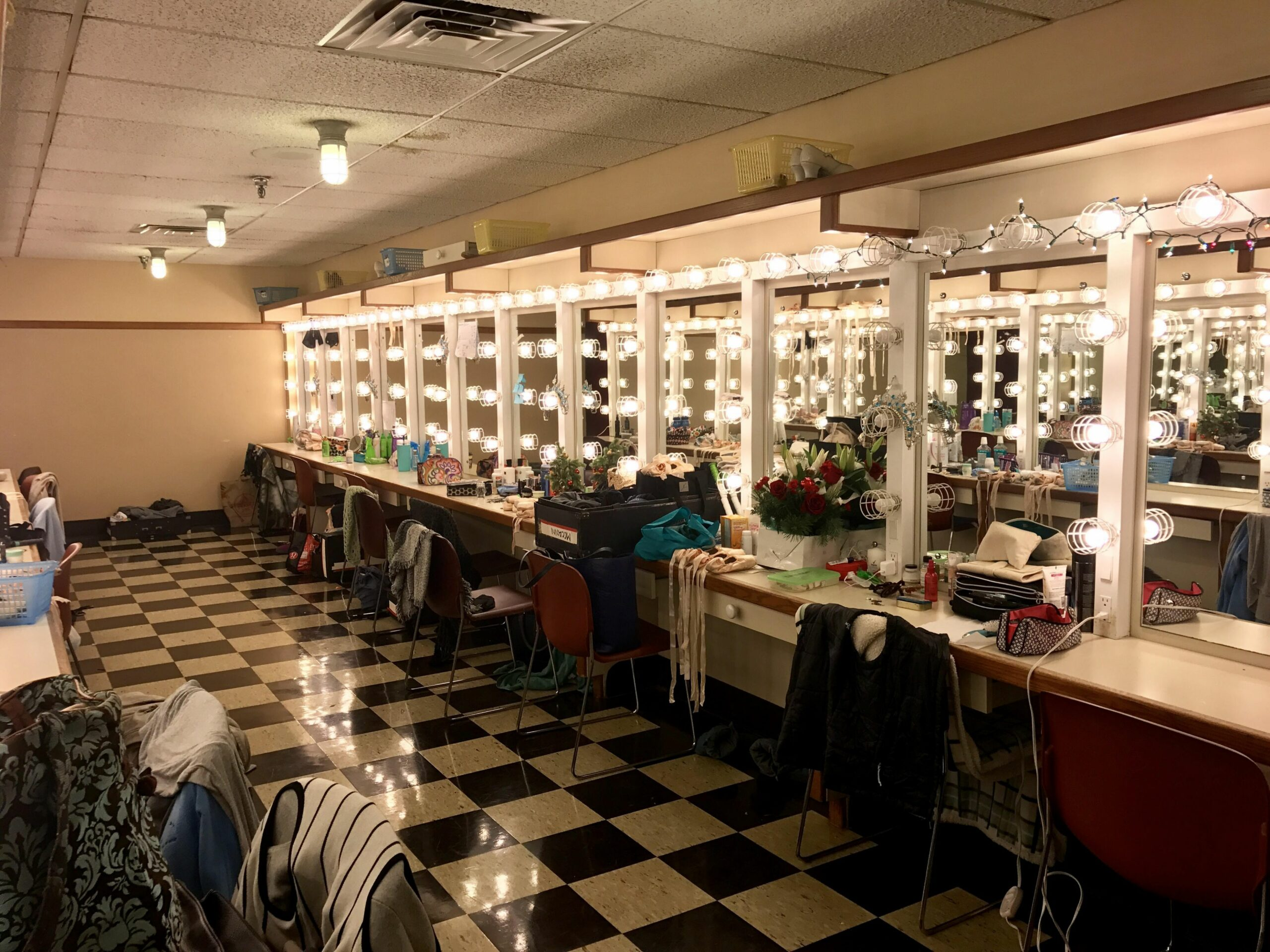 Dancers Share their Dressing Room Snapshots - Pittsburgh Ballet ..