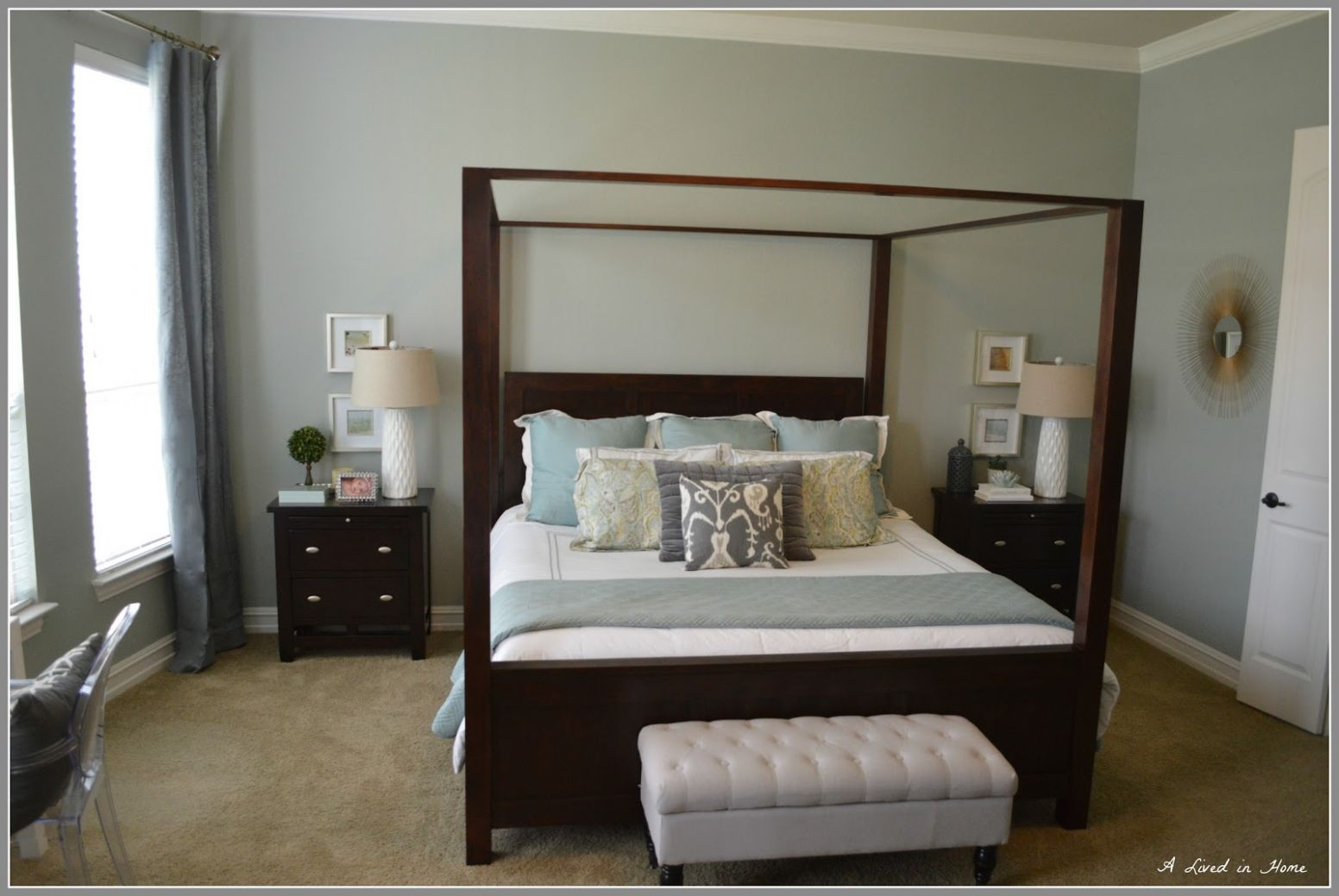 dark alluring brown furniture bedroom ideas bedroom decor ideas ...