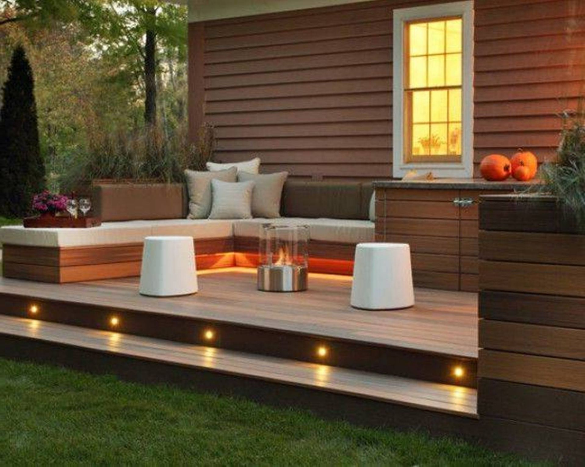 Deck Designs Home Depot Design Ideas With Picture Of Beautiful ...