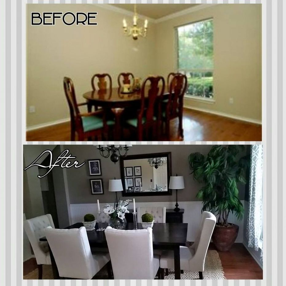 Décor for Formal Dining Room Designs | Dining room wall decor ...