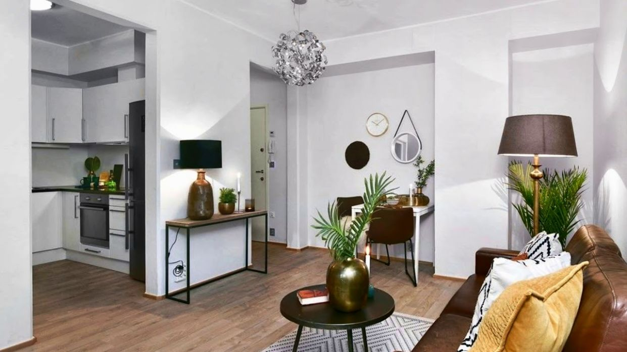 Decorating Ideas for Rentals | Turn Your Apartment into A Home - apartment design rental