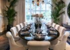 Decorating Ideas | Modern & Beautiful Dining Table Setting Ideas