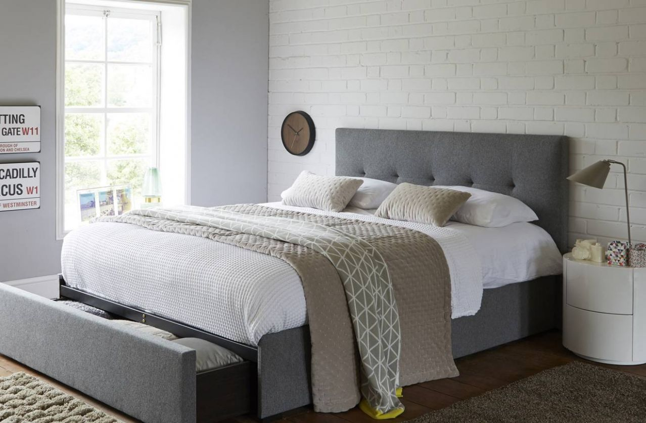Decorating Small Spaces: Small Bedroom Ideas | DFS - bedroom ideas uk