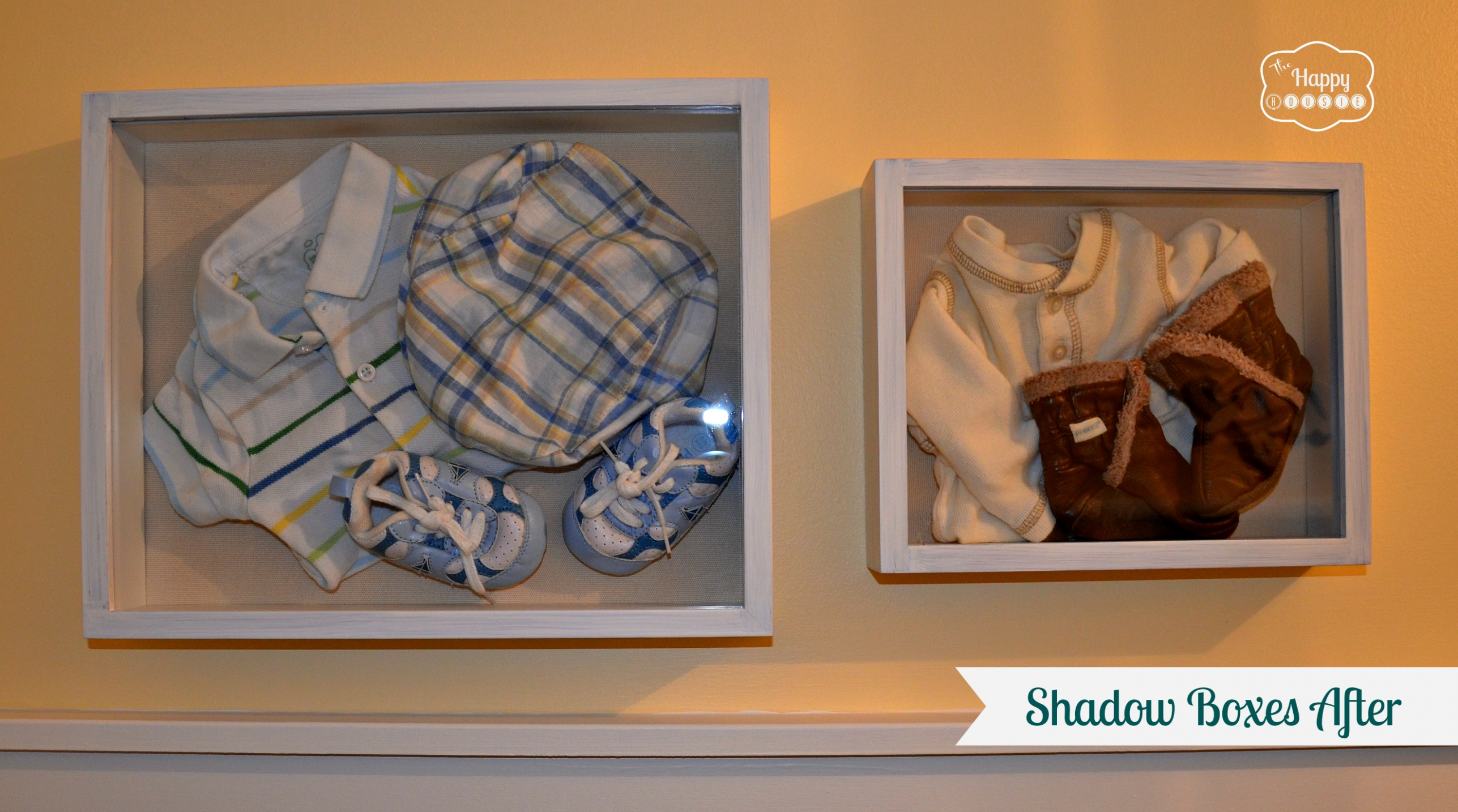 Decorating: Some DIY Art for the Laundry Room | The Happy Housie - laundry room art ideas