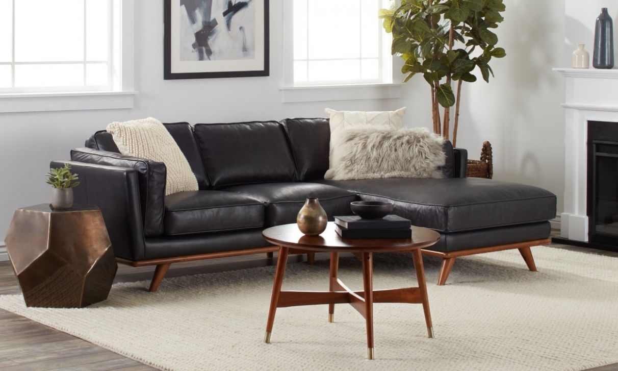 Decorating With Black Furniture in Your Living Room | Overstock.com