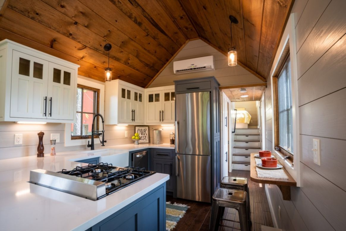 Denali XL supersizes one of the best luxury tiny houses on the market