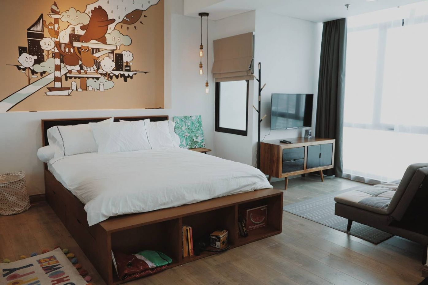 Designer Apartment in Central Jakarta *FREE WIFI* - Apartments for ...