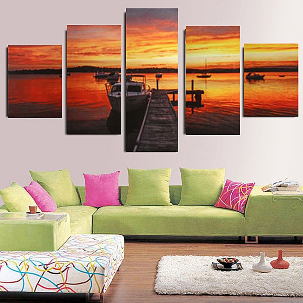 Details of Canvas Print Home Decor Wall Art Painting Beautiful ..