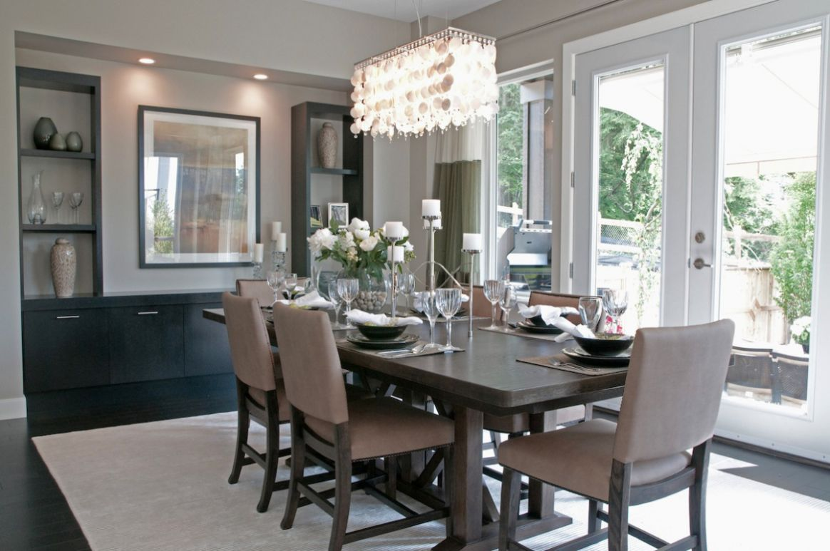 Dining Room Chandeliers that You Can Apply - Amaza Design - dining room lamp ideas