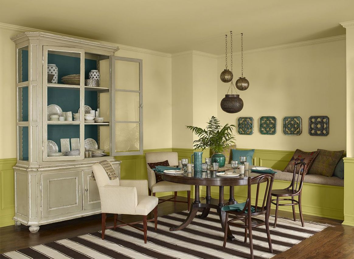 Dining Room Color Ideas & Inspiration | Dining room colors, Dining ...