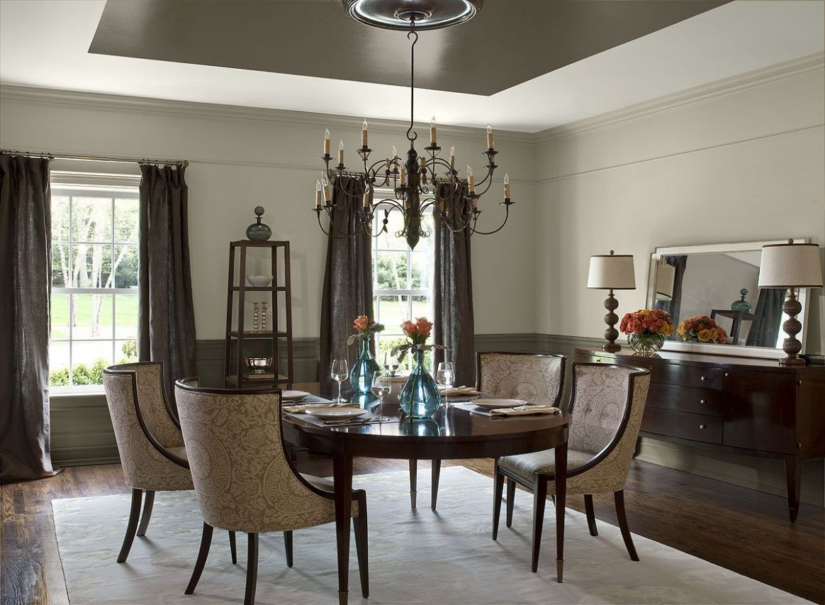 Dining Room Color Ideas & Inspiration | Paint colors | Colori, House