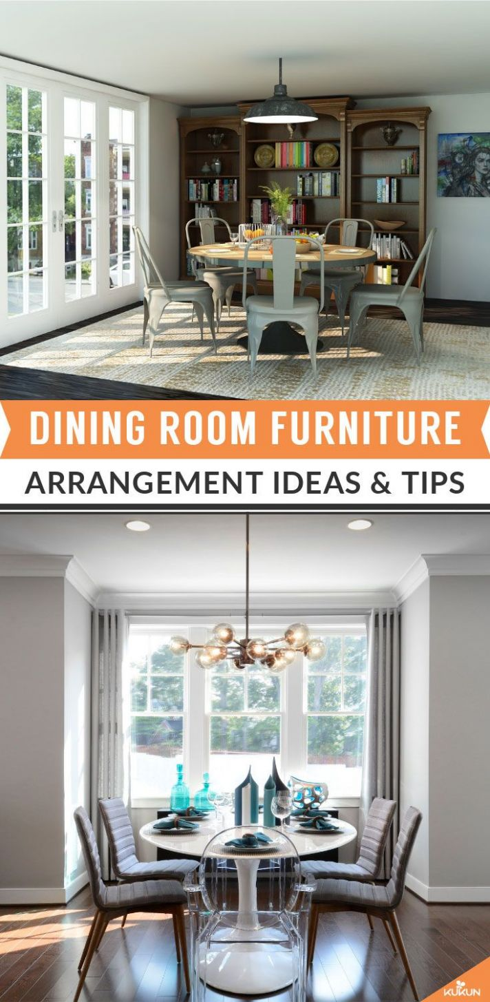 Dining Room Furniture Arrangement ideas and Tips | Furniture ..