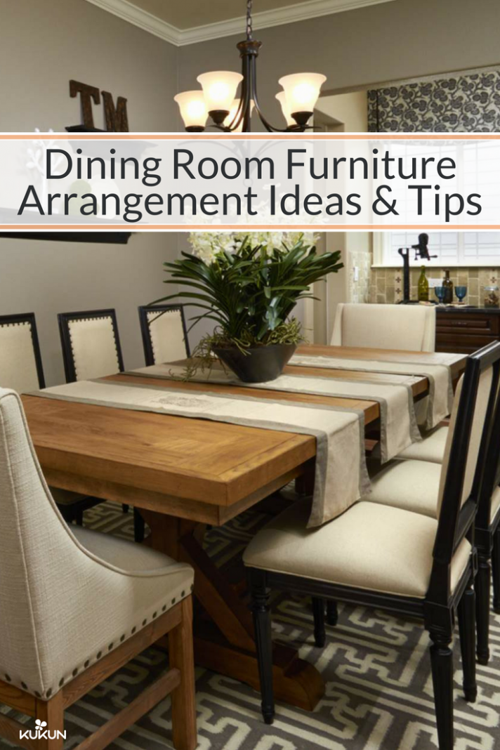 Dining Room Furniture Arrangement ideas and Tips | Furniture ...