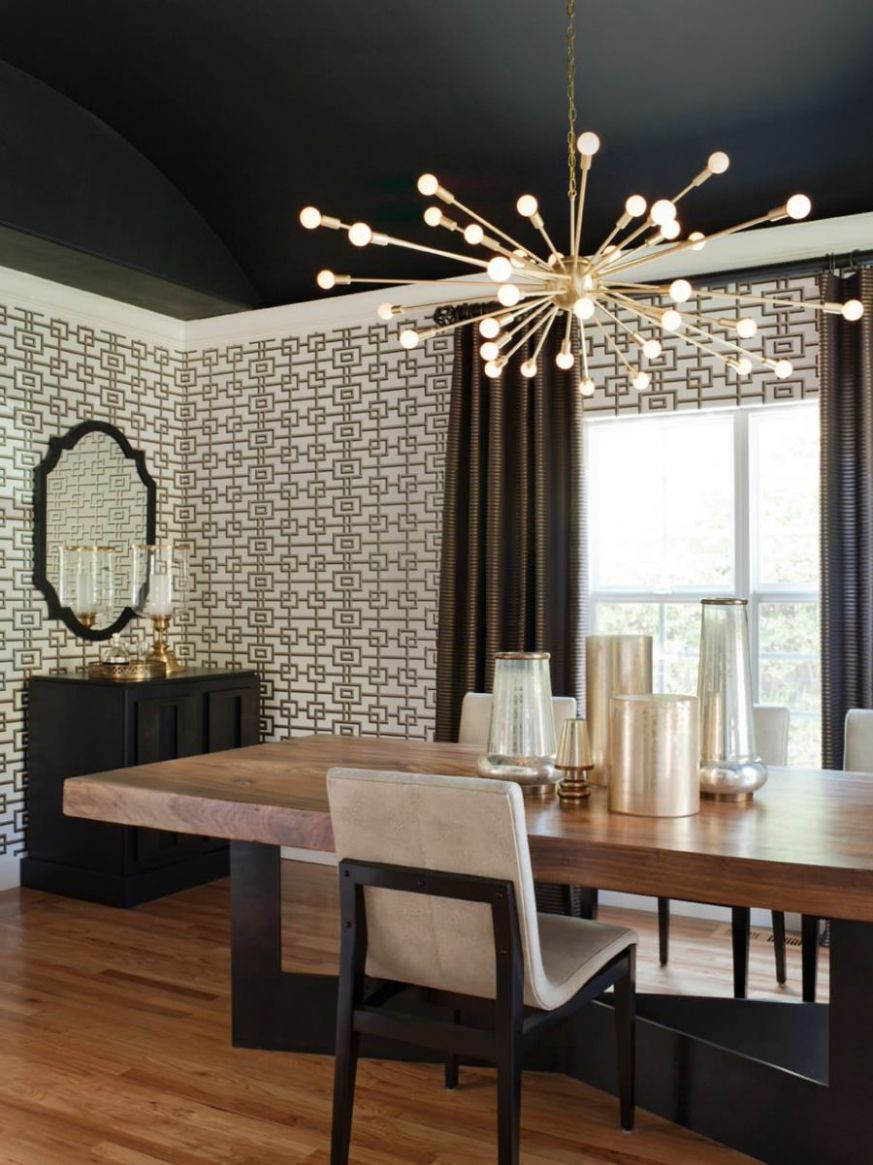 Dining Room Lighting Ideas for a Magazine-Worthy Look - dining room lamp ideas