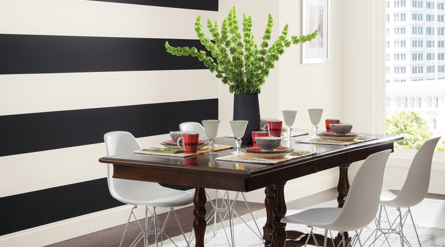 Dining Room Paint Color Ideas | Inspiration Gallery | Sherwin-Williams - dining room paint ideas