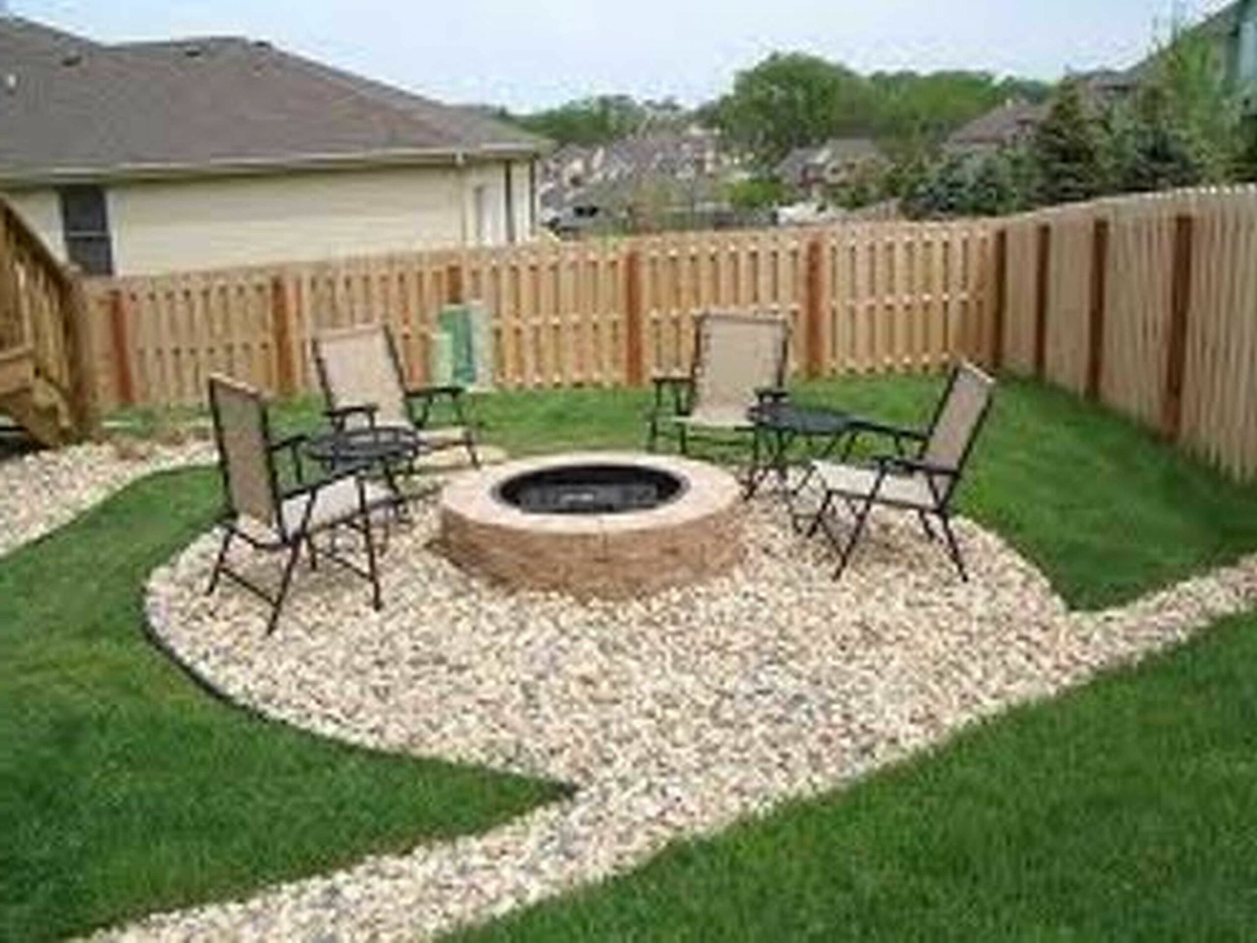 Diy Backyard Ideas On A Budget Trends And Charming Simple Patio ..