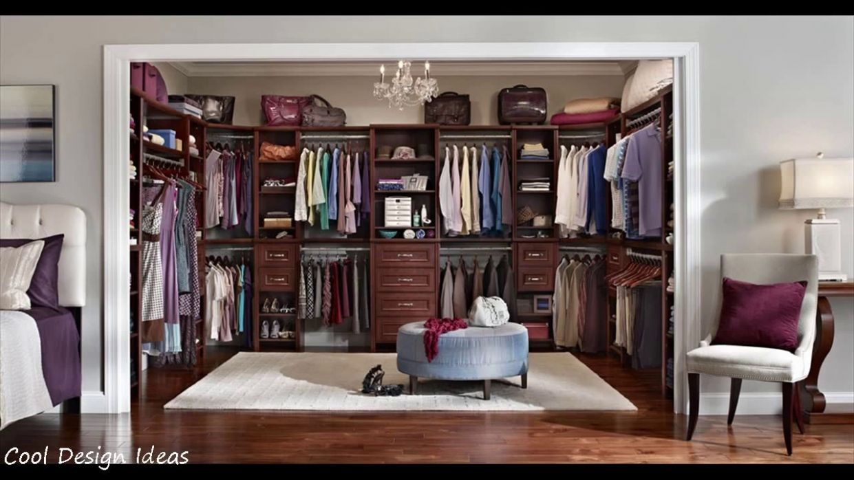DIY Bedroom Closet Decor Ideas