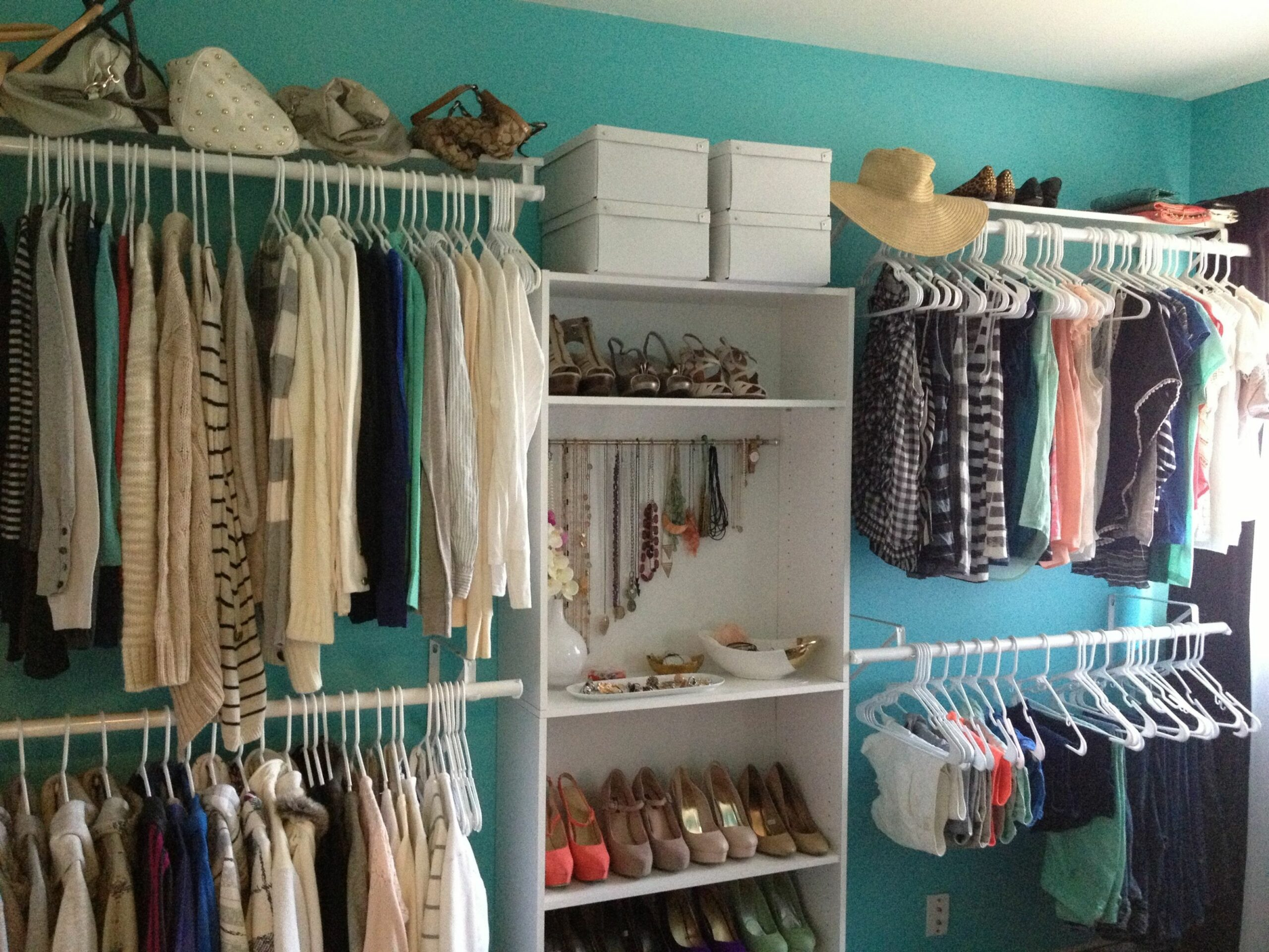 DIY closet room! 9 more weeks until I get to start working on my ...