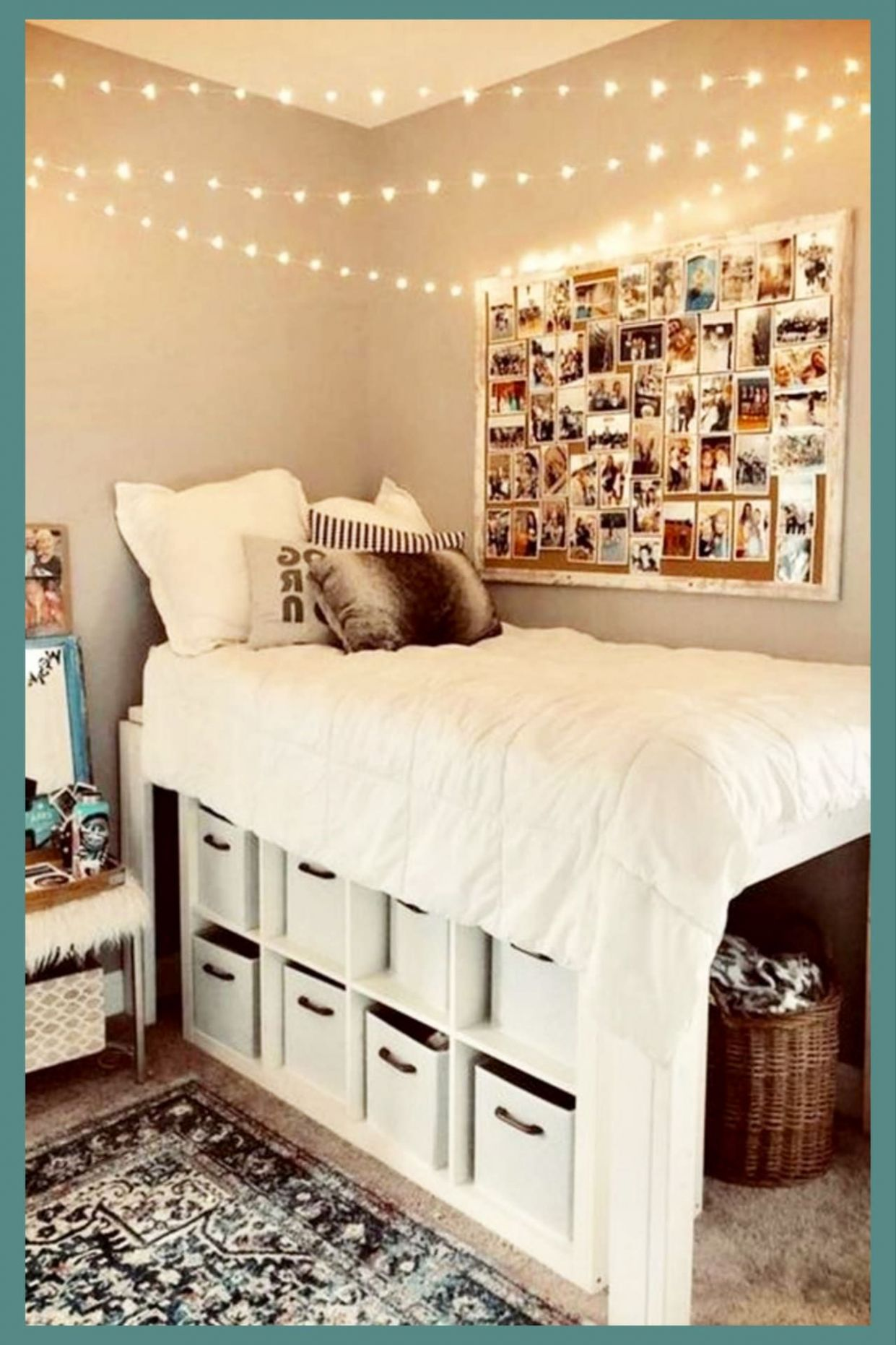 DIY Dorm Room Ideas - Dorm Decorating Ideas PICTURES for 12 ..