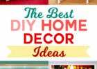 DIY Home Decor: My Favorite Projects and Ideas - Jennifer Maker