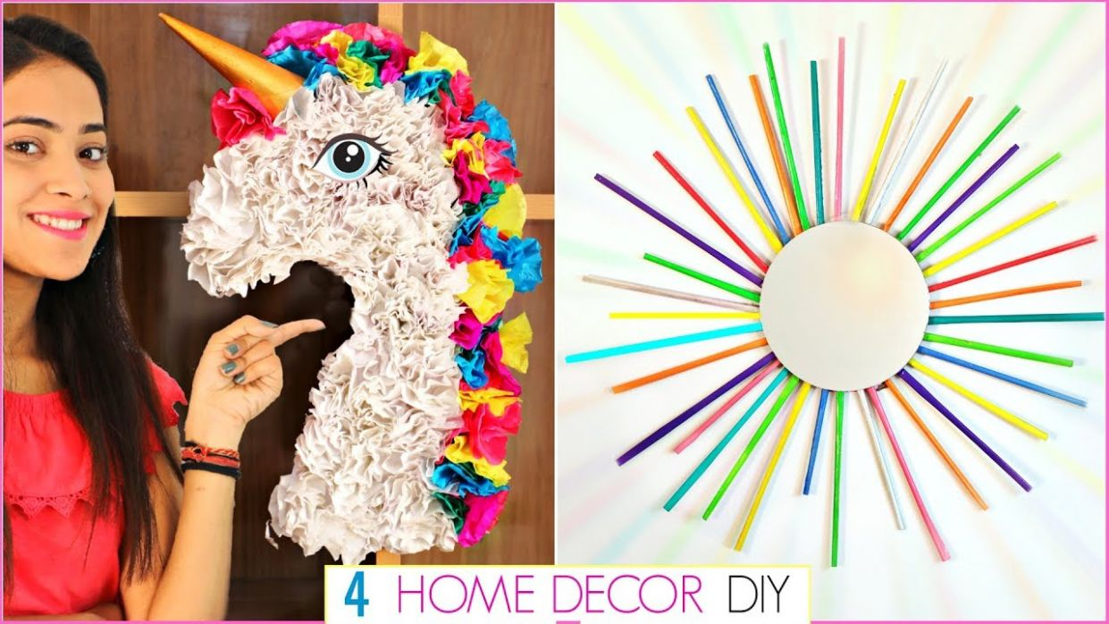 DIY Home Decor Using Waste - 9 Easy Craft Ideas at Home | #Recycle  #Handcraft #Anaysa #DIYQueen - diy queen home decor