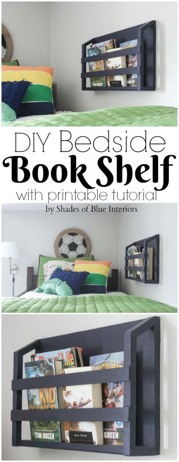 DIY Room Decor for Boys - diy home decor book