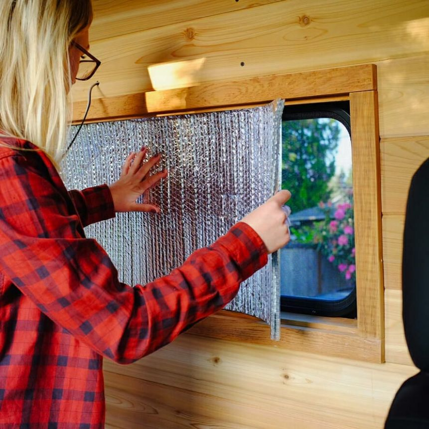 DIY Van Insulation For A Campervan Conversion | How To Install ..