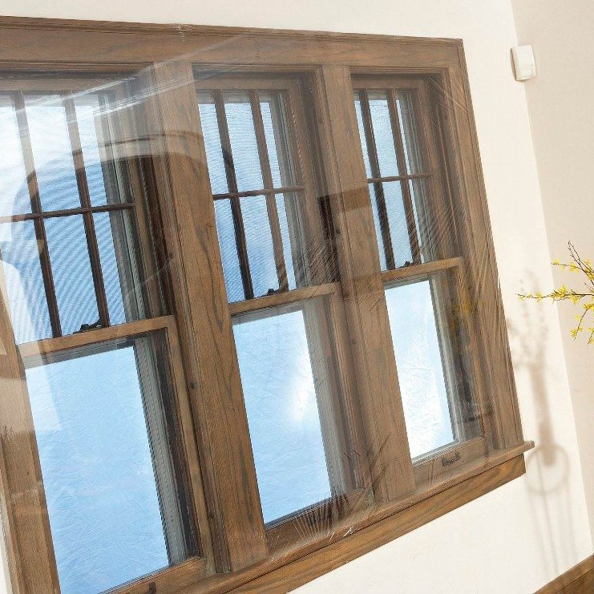 Does Putting Plastic Over Your Windows Really Save Energy? - window insulation ideas