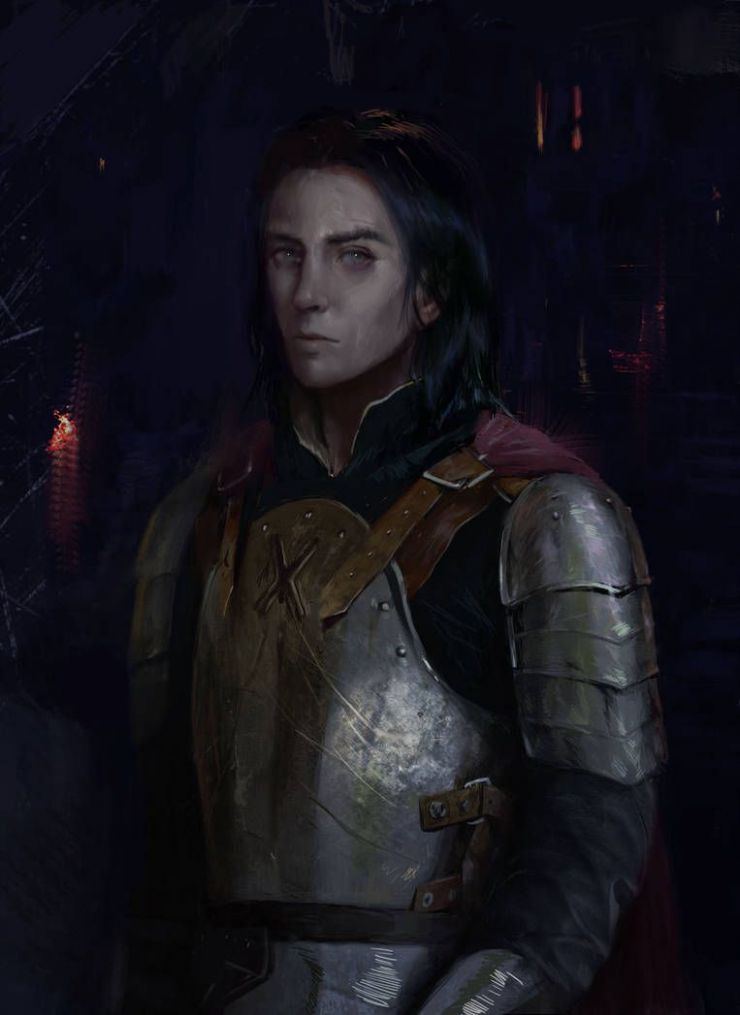 Domeric Bolton by BellaBergolts on DeviantArt | Character ..