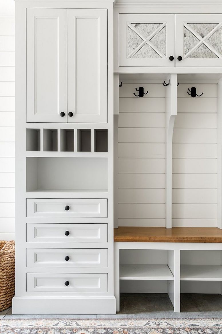 Drop Zone vs. Mudroom: Maximize Entryway Space | My Custom Closet