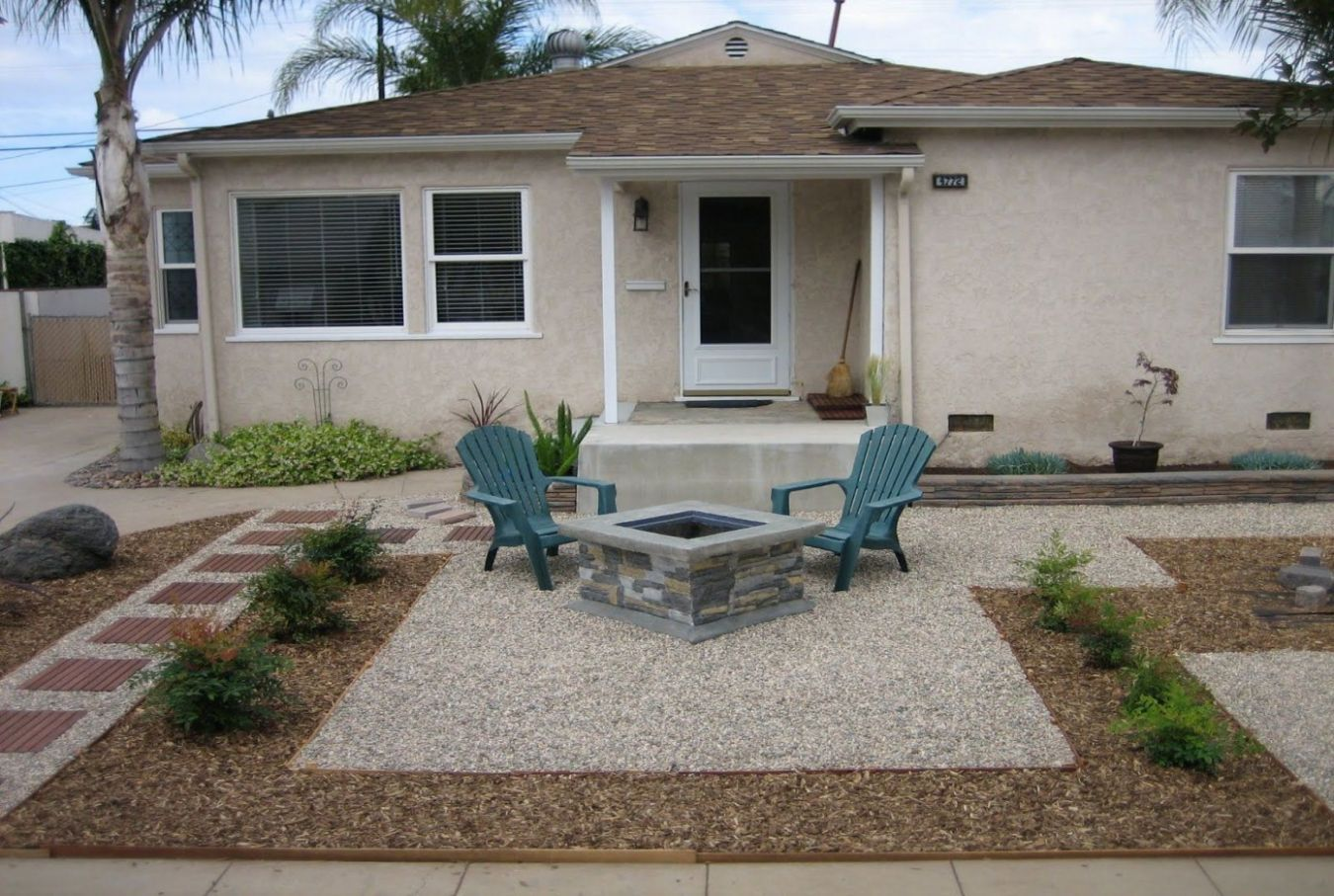 Drought Tolerant Front Yard Landscaping Ideas 10 Diy Modern Front ...