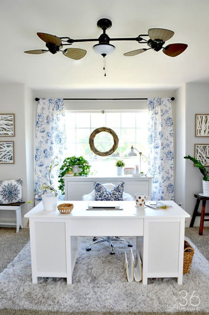 easy home office decorating ideas | Latest Home Decor and Design