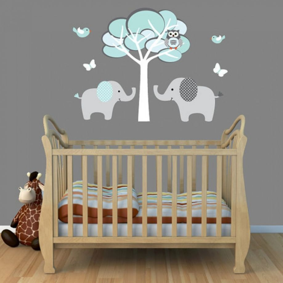 Elephant Painting For Baby Room at PaintingValley.com | Explore ..