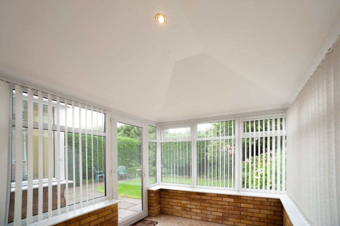 Example of Conservatory Ceiling Insulation | Conservatory roof ...