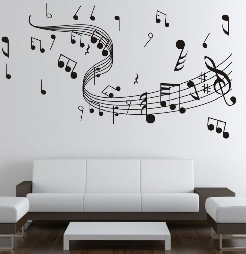 Exotic Wall Stickers Decor Ideas – iHomy - wall decor ideas stickers