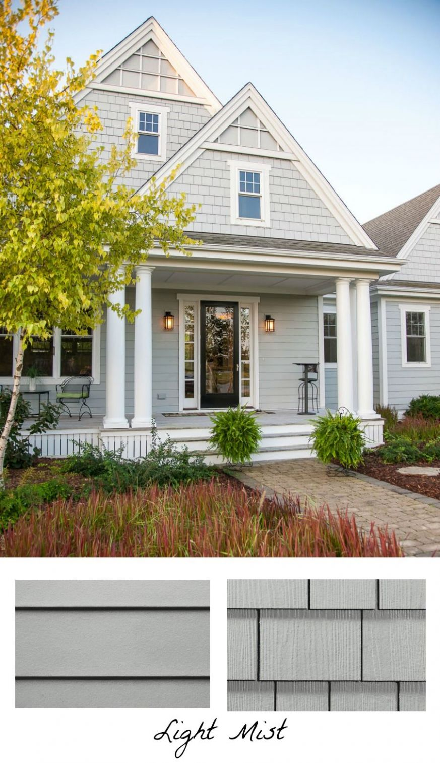 Exterior Inspiration: Favorite Home Design & Color Ideas! | House ...