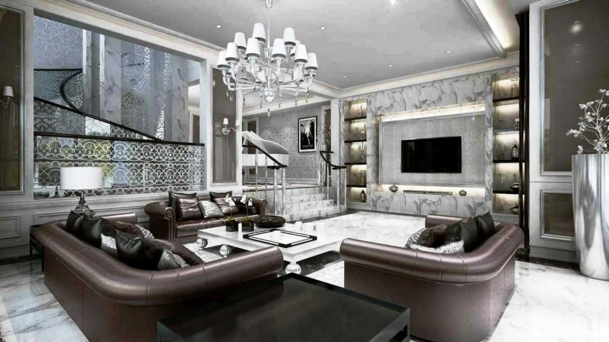 Extraordinary Luxury Living Room Ideas Which Abound with Glamour ...