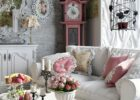 Eye-Opening Unique Ideas: Shabby Chic Wall Decor Display shabby ...
