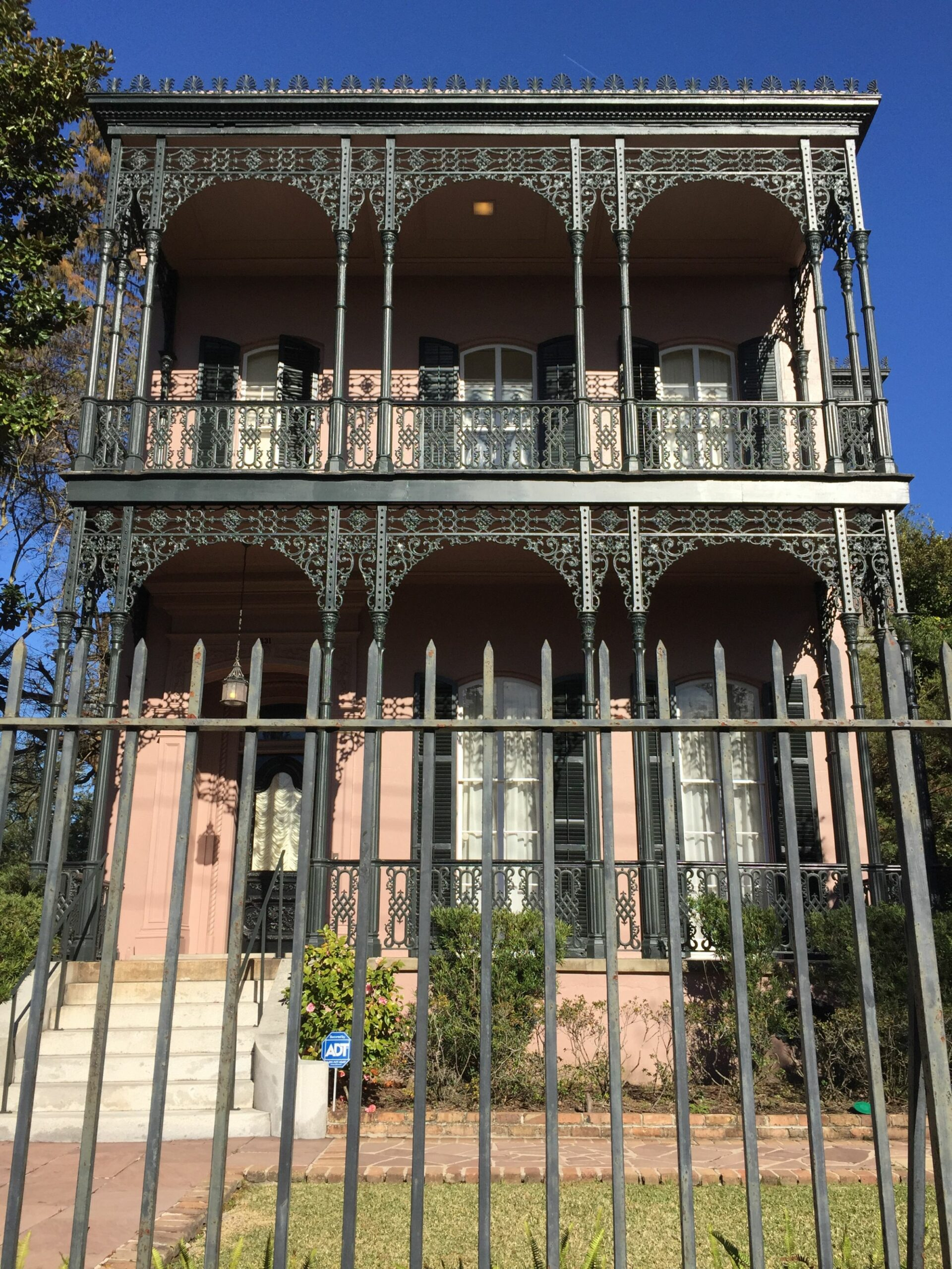 Favorite Building Friday - Morris Israel House – New Orleans ...