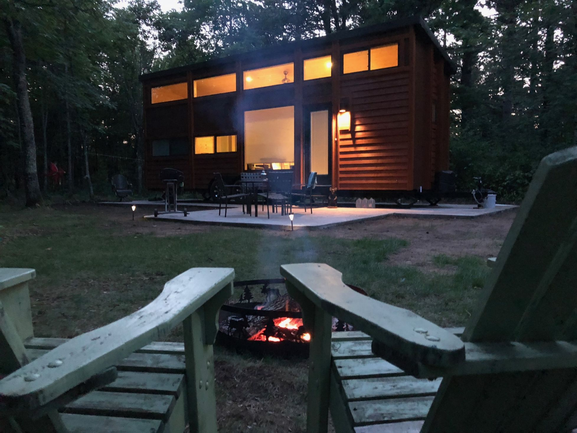 Features | Tiny Houses - tiny house traveler xl